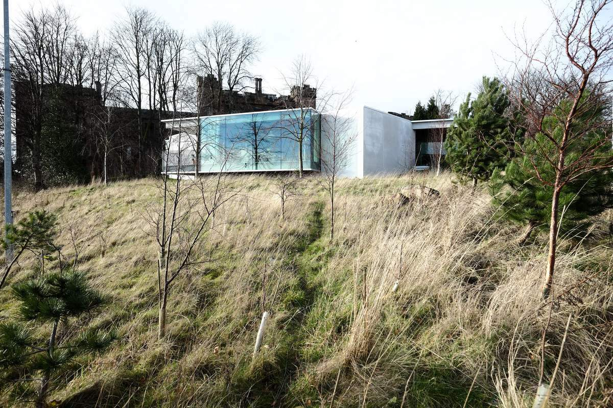 Maggie's Centre Glasgow by OMA